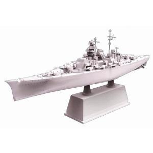プラッツ(フライホーク) FP9002 1/2000 WW.II ドイツ海軍 戦艦 ティルピッツ rainbowten