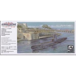AFVクラブ SE73512 1/350 アメリカ海軍 ガピーIB級潜水艦 rainbowten