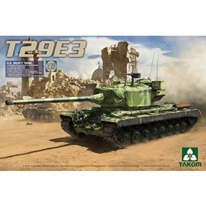 TAKOM TKO2064 1/35 アメリカ 試作重戦車 T29E3|rainbowten