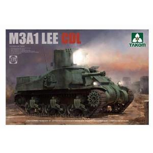 TAKOM TKO2115 1/35 米軍 M3A1 LEE CDL(運河防衛用ライト) 中戦車|rainbowten
