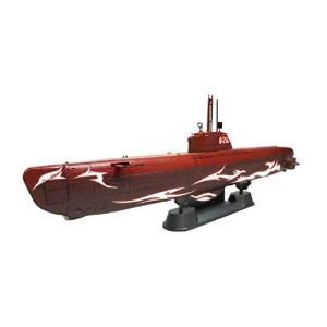 アオシマ 1/350 蒼き鋼のアルペジオ 「アルス・ノヴァ」 No.10 緋色の艦隊 特殊攻撃潜水艦 U-2501|rainbowten