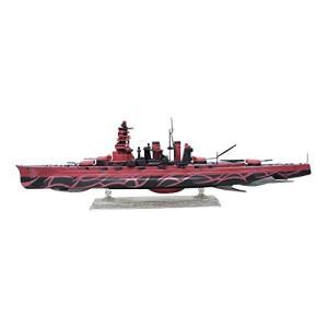 アオシマ 1/700 劇場版 蒼き鋼のアルペジオ 「アルス・ノヴァ」 No.16 DC 霧の艦隊大戦艦 ヒエイ フルハルタイプ|rainbowten