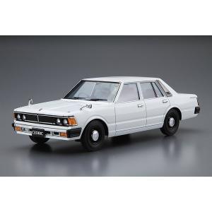 アオシマ ザ・モデルカー No.43 1/24 ニッサン 430 セドリック/グロリアセダン 200Standard '79|rainbowten|02