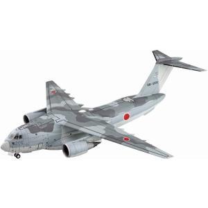 アオシマ 1/144 航空機 No.03 航空自衛隊 C-2 輸送機|rainbowten|02