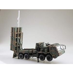 アオシマ ミリタリーモデルキットシリーズNo.18 1/72 陸上自衛隊 12式地対艦誘導弾|rainbowten