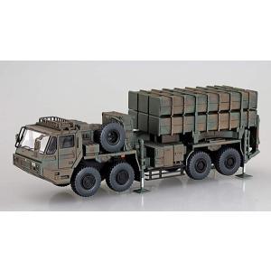アオシマ ミリタリーモデルキットシリーズNo.20 1/72 陸上自衛隊 03式中距離地対空誘導弾|rainbowten|03