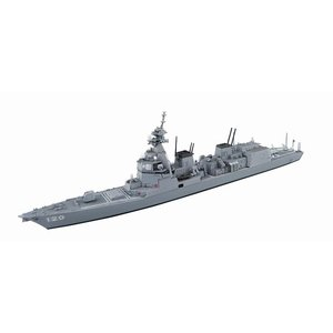 アオシマ 055694 1/700 海上自衛隊護衛隊 DD-120 しらぬい SP (瀬取り船、P-1哨戒機、移動式大陸間弾道弾)|rainbowten|02