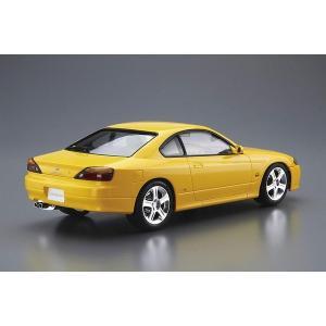 アオシマ ザ・モデルカー No.99 1/24 ニッサン S15 シルビア Spec.R '99|rainbowten|02