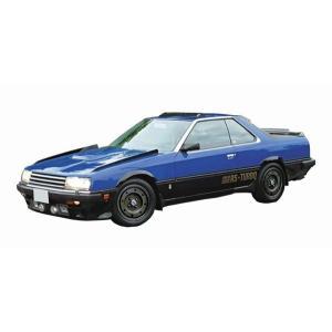 アオシマ ザ・モデルカー No.108 1/24 史上最強のスカイライン 2000 TURBO RS (DR30 '83)|rainbowten