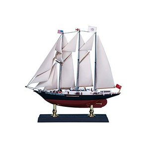 アオシマ 1/350 帆船シリーズ 10 イギリス帆船(3マスト) サー・ウインストン・チャーチル|rainbowten|02