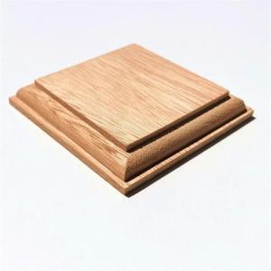 川合木工所 P71 木製飾り台 正方形 ユーカリ 10mmX60mmX60mm|rainbowten
