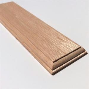 川合木工所 P73 木製飾り台 長方形 ユーカリ 10mmX60mmX200mm|rainbowten