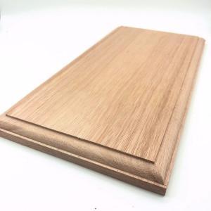 川合木工所 P78 木製飾り台 長方形 ユーカリ 15mmX150mmX300mm rainbowten