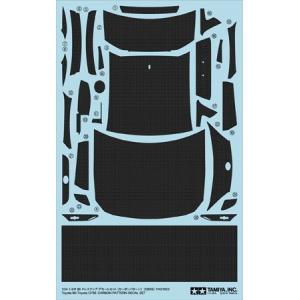 タミヤ 12659 1/24 トヨタ 86 ドレスアップデカール(カーボンパターン)|rainbowten