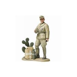タミヤ ワールドフィギュアシリーズ10 1/16 ドイツ・アフリカ軍団戦車兵|rainbowten