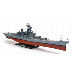 タミヤ 78028 1/350 アメリカ海軍戦艦 ニュージャージー (エッチングパーツ/解説資料集付き)|rainbowten