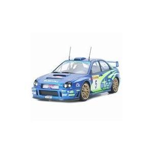 タミヤ 24240 1/24 スバル インプレッサ WRC 2001|rainbowten