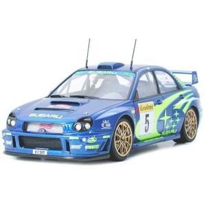 タミヤ 24240 1/24 スバル インプレッサ WRC 2001 rainbowten 02