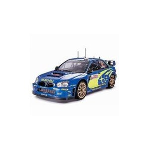 タミヤ 24281 1/24 インプレッサ WRC2005 モンテカルロ|rainbowten