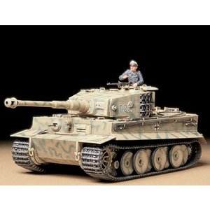 タミヤ MM194 1/35 重戦車 タイガーI型 中期生産型|rainbowten|02