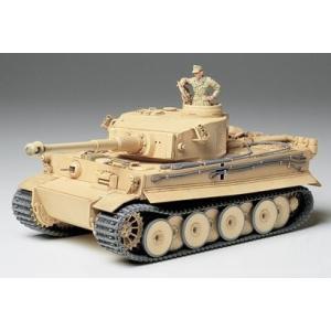 タミヤ MM227 1/35 タイガー1 極初期型 アフリカ仕様 rainbowten 02