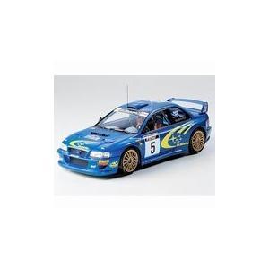 タミヤ 24218 1/24 スバル インプレッサ WRC 99|rainbowten