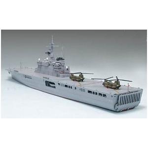タミヤ 003 1/700 海上自衛隊輸送艦  LST-4001 おおすみ|rainbowten|03