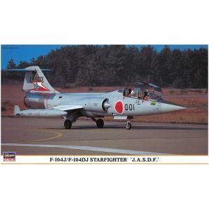 ハセガワ 00873 1/72 F-104J/F-104DJ スターファイター '航空自衛隊'|rainbowten