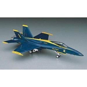 ハセガワ D10 1/72 F/A-18A ホーネット ブルーエンジェルス|rainbowten