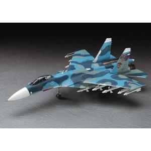 ハセガワ E35 1/72 Su-33 フランカー D|rainbowten|02