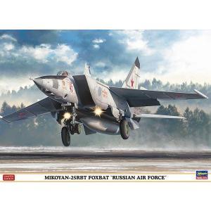 ハセガワ 02304 1/72 ミグ25 RBT フォックスバット 'ロシア空軍'|rainbowten