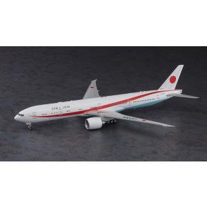 ハセガワ 10723 1/200 日本政府専用機 ボーイング777-300ER|rainbowten