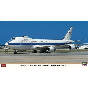 ハセガワ 10809 1/200 E-4B アドバンスド エアボーン コマンドポスト|rainbowten