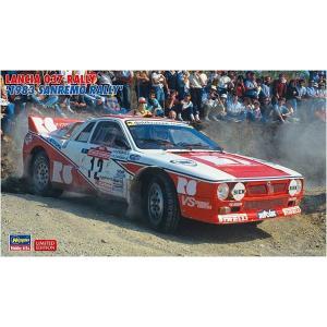 ハセガワ 20299 1/24 ランチア 037 ラリー 1983 サンレモ ラリー ※限定生産版|rainbowten