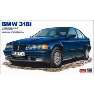 ハセガワ 20320 1/24 BMW 318i|rainbowten