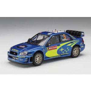 ハセガワ 20353 1/24 スバル インプレッサ WRC2005 '2005 ラリー ジャパン' ※限定品|rainbowten|02