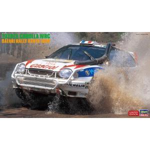 ハセガワ 20371 1/24 トヨタ カローラ WRC 'サファリ ラリー ケニア 1998' ※限定品|rainbowten