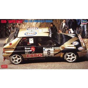 ハセガワ 20402 1/24 エッソ 'スーパーデルタ' 1993 ECR ビアンカバッロ ウィナー ※限定品|rainbowten