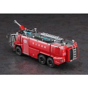 ハセガワ サイエンスワールドシリーズ SW05 1/72 ローゼンバウアー パンサー 6X6 空港用化学消防車|rainbowten