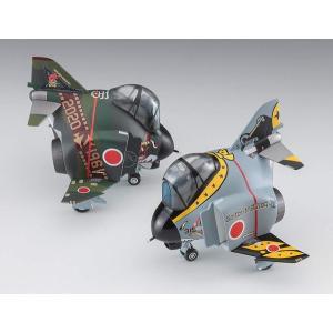ハセガワ たまごヒコーキ 60519 F-4 ファントムII 301SQ & 501SQ ファイナルイヤー 2020(2機セット) ※限定生産版|rainbowten|02