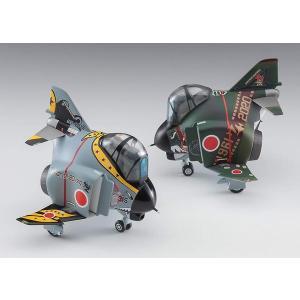 ハセガワ たまごヒコーキ 60519 F-4 ファントムII 301SQ & 501SQ ファイナルイヤー 2020(2機セット) ※限定生産版|rainbowten|03