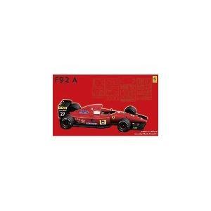 フジミ GP SP8 1/20 フェラーリ F92 A (1992年後期型)|rainbowten