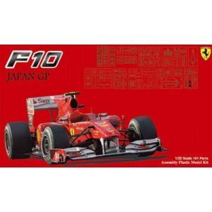 フジミ GP32 1/20 フェラーリ F10 日本グランプリ|rainbowten|02