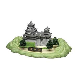 フジミ くまモンのシリーズ No.8 くまモンのプラモ 兜バージョン 熊本城付き|rainbowten|02