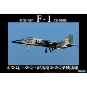 フジミ 日本の戦闘機シリーズ No.4 1/48 航空自衛隊 F-1 支援戦闘機 rainbowten