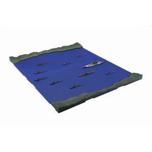 フジミ 集める軍艦シリーズ No.08 1/3000 天一号作戦 第一遊撃部隊セット(大和/矢矧/駆逐艦8隻)|rainbowten