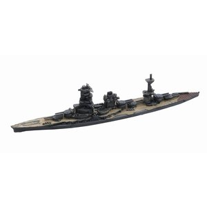 フジミ 集める軍艦シリーズ No.10 1/3000 日本海軍連合艦隊主力戦艦 12艦セット|rainbowten|02