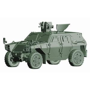 フジミ 72M-18 1/72 陸上自衛隊 軽装甲機動車(中隊長車/機関銃搭載車) 2両入り|rainbowten|02