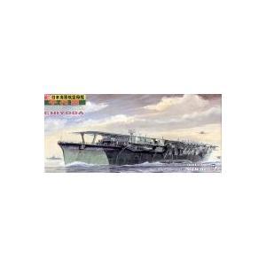 ピットロード W72 1/700 日本海軍航空母艦 千代田(千歳型2番艦)|rainbowten