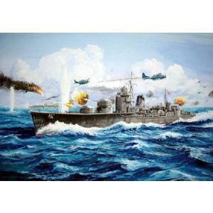 ピットロード W84 1/700 日本海軍秋月型駆逐艦 照月 1942(新造時)|rainbowten|02